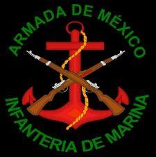 ARMADA DE MEXICO INFANTERIA DE MARINA