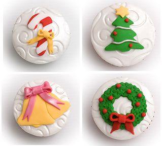 Christmas Cupcakes | Flickr - Photo Sharing!