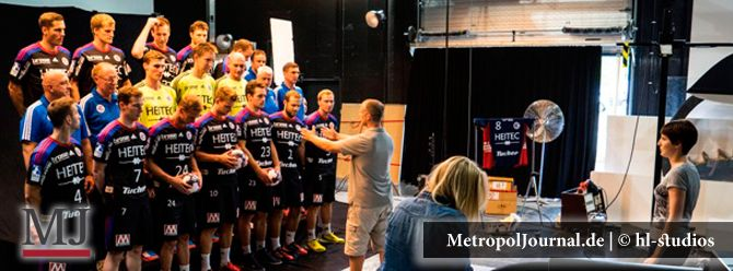 (ER) HC Erlangen in der 1. DKB Handball-Bundesliga - Großes Foto- und Videoshooting beim Medienpartner hl-studios - http://metropoljournal.de/metropol_report/freizeit_sport/er-hc-erlangen-in-der-1-dkb-handball-bundesliga-grosses-foto-und-videoshooting-beim-medienpartner-hl-studios/