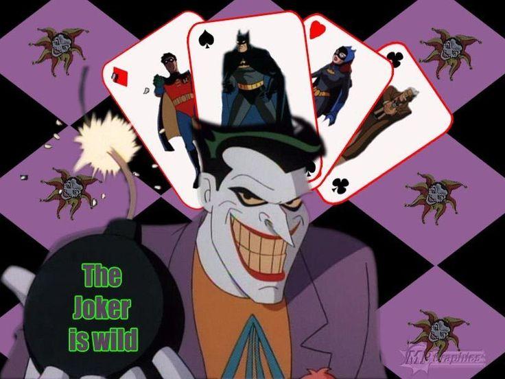 joker cartoon card wallpaper - photo #25