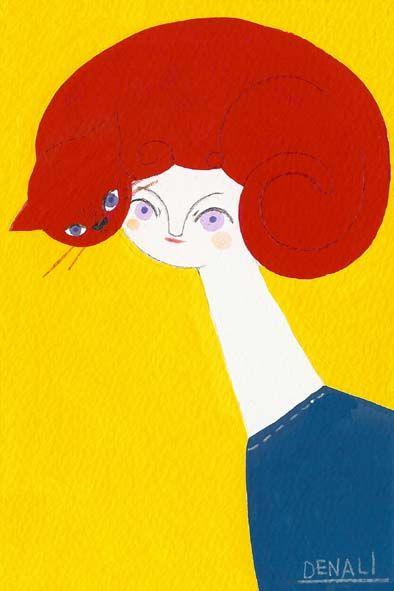 Illustration by Mai Ohno (aka Denali)