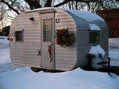 Winter Camper Inspiration