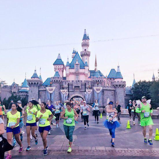 What Is It Like to Run a Disneyland Half Marathon?