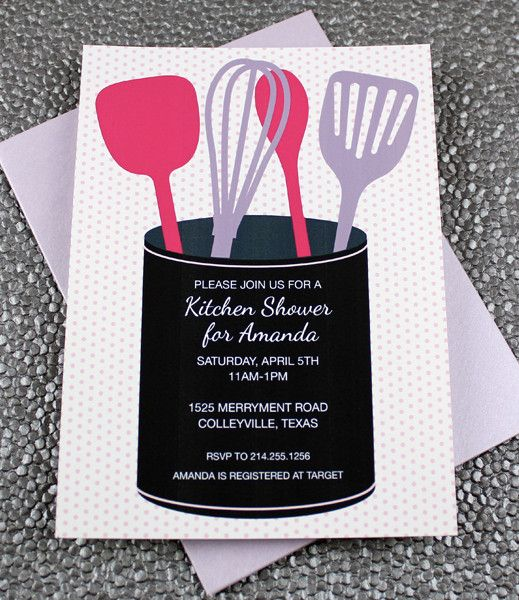 Kitchen tea party invitation templates kitchen tea cards kitchen tea 1000 images about bridal shower planning invitation stopboris Image collections