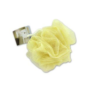 Mesh bath sponge scrubby, assorted colors - Pack of 24 by bulk buys. $23.98. Scrubbies are a fun way to get clean and these do it with style. Choice of assorted colors and with a price point so low, bathers can choose more than one to keep on hand. Includes plastic mesh design with a rope for hanging so it stays dry between uses.