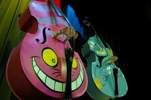 Cheshire cello