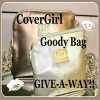 Give Away !!!: Goodies, Goody Bags, Covergirl, Beauty