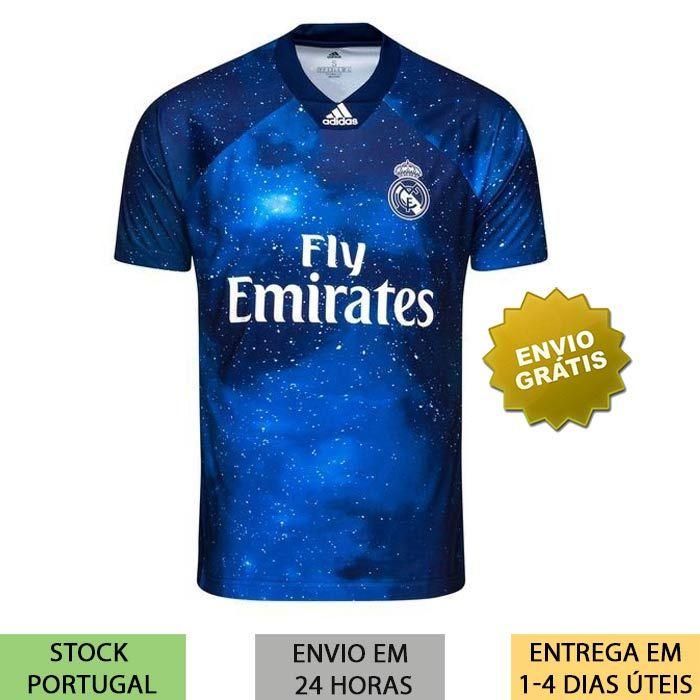Camisola Real Madrid Fifa 19 Ea Sports Real Madrid Fifa E Madrid