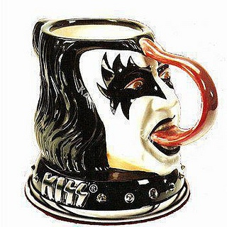 KISS Gene Simmons Mug