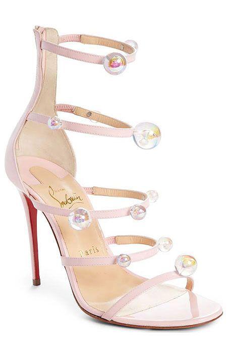 c31a99d3091e Christina Louboutin spring-summer 2018 shoes  sandals  pumps