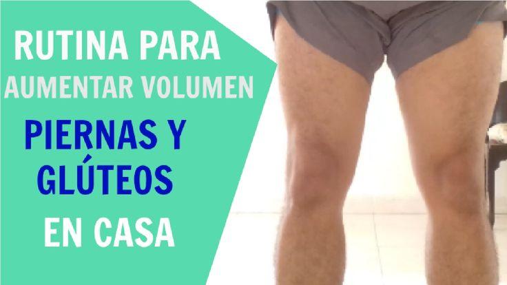 Cómo aumentar masa muscular en las piernas? Para aumentar masa muscular se debe hacer rutinas de ejercicios con peso y aumentar las series que trabajas. También se debe adecuar una buena dieta para que se desarrolle bien el músculo.