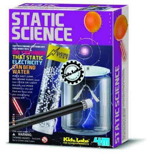 Science de la statique, Français