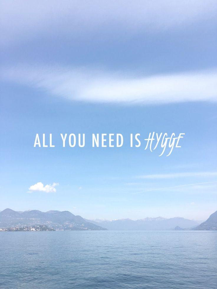 ALL YOU NEED IS HYGGE // That Scandinavian Feeling blog
