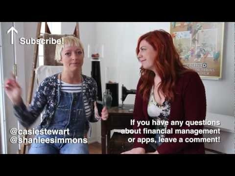 THIS: The Hot Internet Show with Casie Stewart: Financial Apps ft. Shannon Simmons