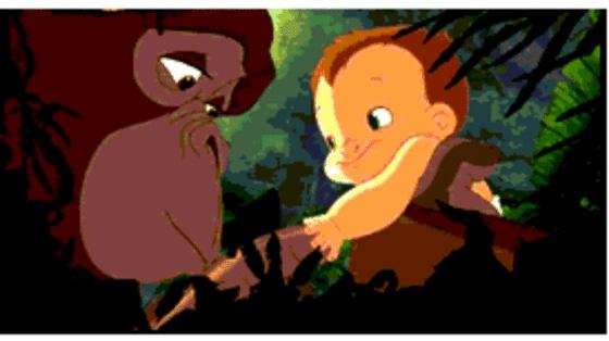 Tarzan!!!!