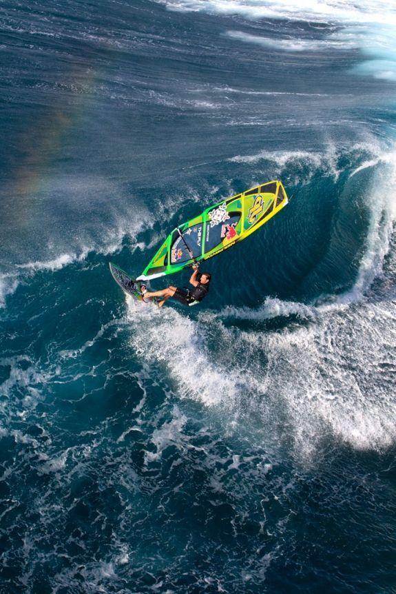 Jason Polakow - NeilPryde Windsurfing 2014