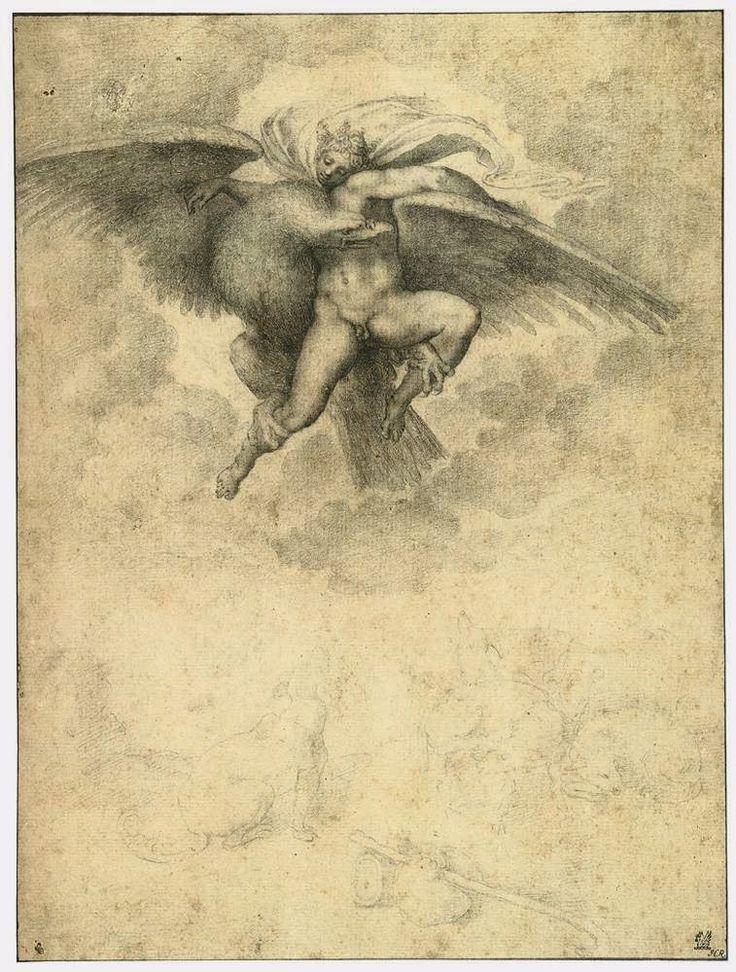 Η αρπαγή του Γανυμήδη (1553)