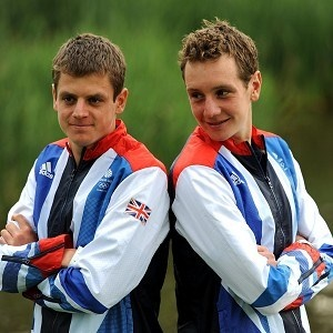 Alistair and Jonny Brownlee - Triathlon
