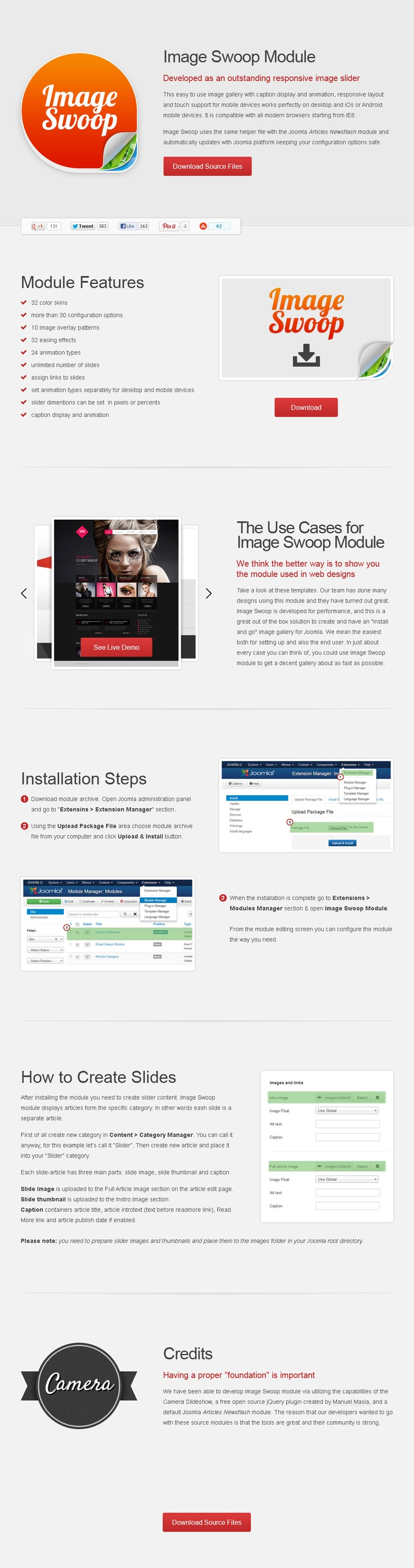 The time to wow is now. Style up images your way with Image Swoop – a new responsive image slider for Joomla (download source files in a click) http://www.templatemonster.com/presentations/image-swoop-module-joomla.php