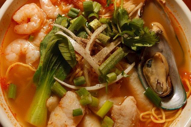Asian Food Salt Lake City