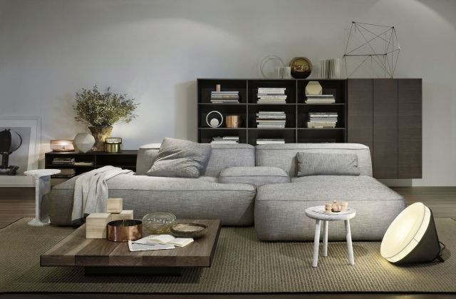 22 id es de canap s modulables contemporains et confortables maison canap canap. Black Bedroom Furniture Sets. Home Design Ideas