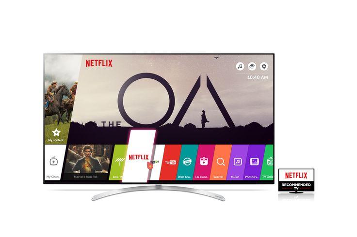 lg-netflix-1 Netflix quiere que utilices modelos de televisión UHD de LG