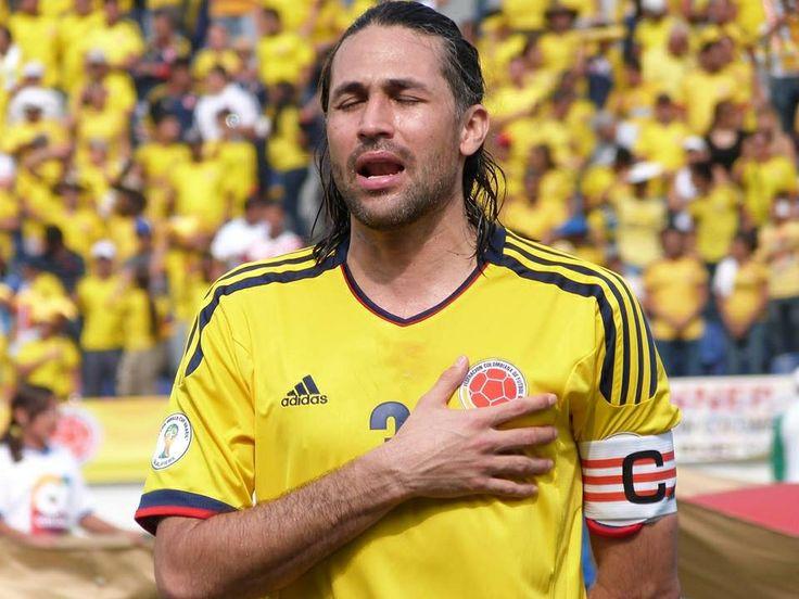 Mario Yepes el Capitán