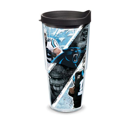 Carolina Panthers Team Tumbler 24 oz.