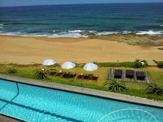 canelands beach club and spa :   Canelands is located on the beach and so we want...