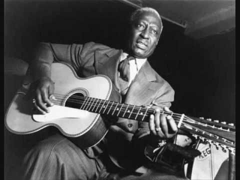 Leadbelly -- Where Did You Sleep Last Night -- 1944.  A little before Kurt stumbled across it.
