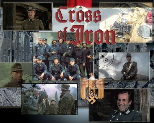 Cross of Iron (1977) Movie Poster