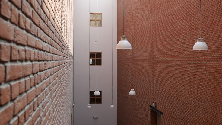Aldo Rossi | Museo Bonnefanten | Maastricht, Holanda | 1995 Bonnefantenmuseum