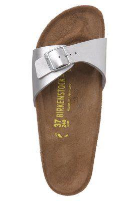 Birkenstock - MADRID - Sandalette - silber