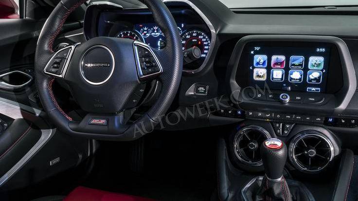 2016 chevy camaro gen 6 interior photos gm pinterest cars chevy and chevrolet camaro - Camaro 2016 Interior