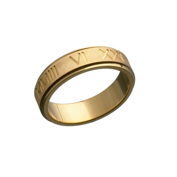 DAY OF MEMORIES RING  Material: 18 carat gold or 18K white gold