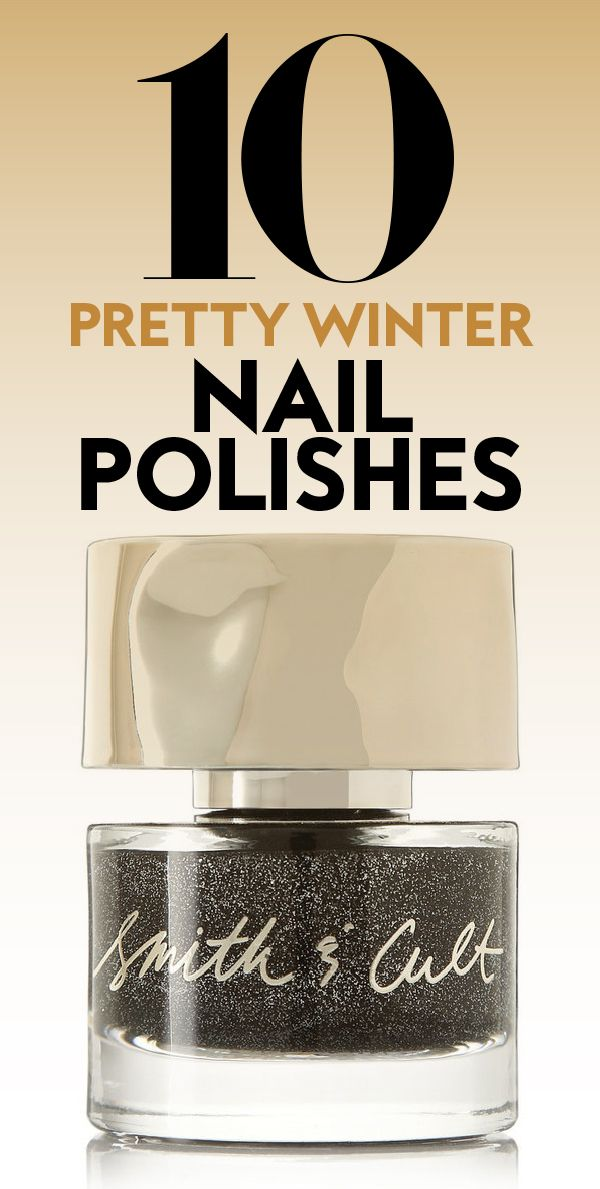 Shades that the manicure-obsessed will love. #winternailcolors #holidaynailcolors #nailinspo