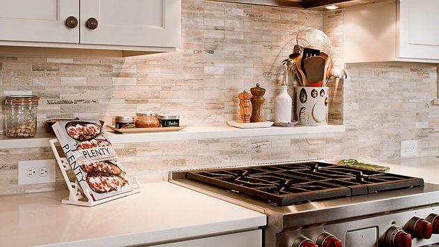 15 Beautiful Kitchen Backsplash Ideas | Home Design Lover
