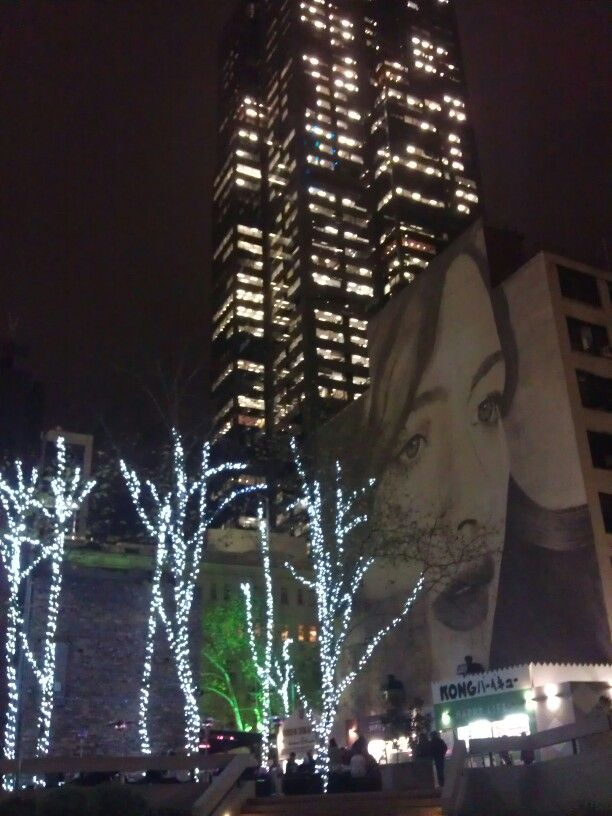 Rone at night. Melbourne, AU.