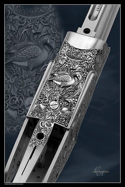 incisori armi fucili coltelli orologi italian engraving