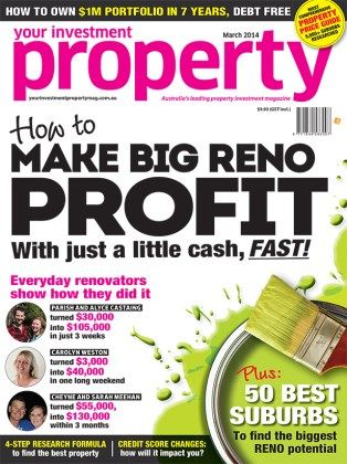 Your Investment Property magazine - 'The Changing Face of Redcliffe', by Sarah.