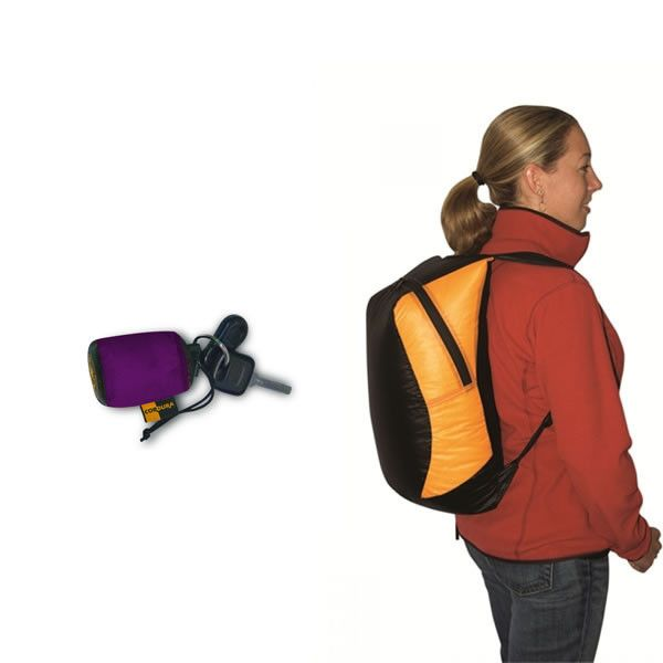 Sea to Summit Travelling Light Day Pack Yellow