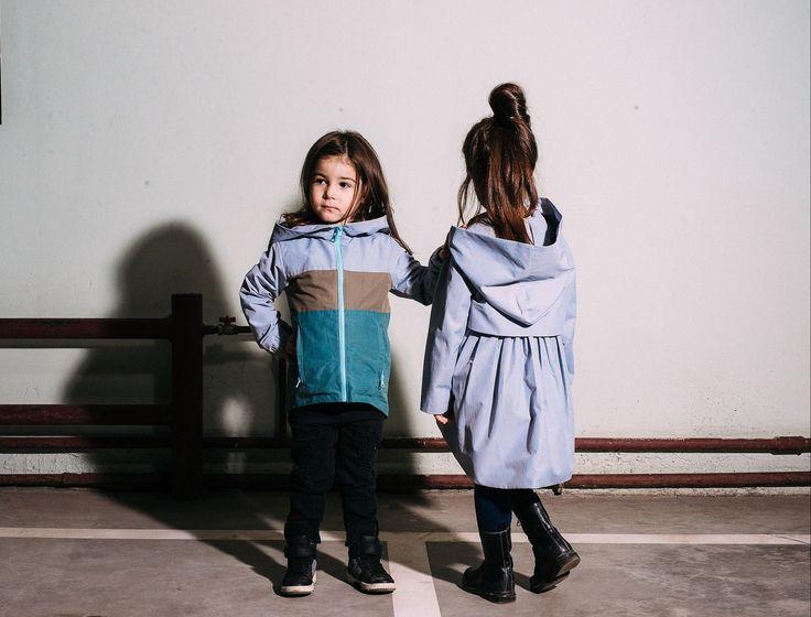 Ветровка, плащ для девочек Girls coat