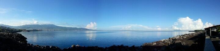 Good morning Manado.. #joging #panorama