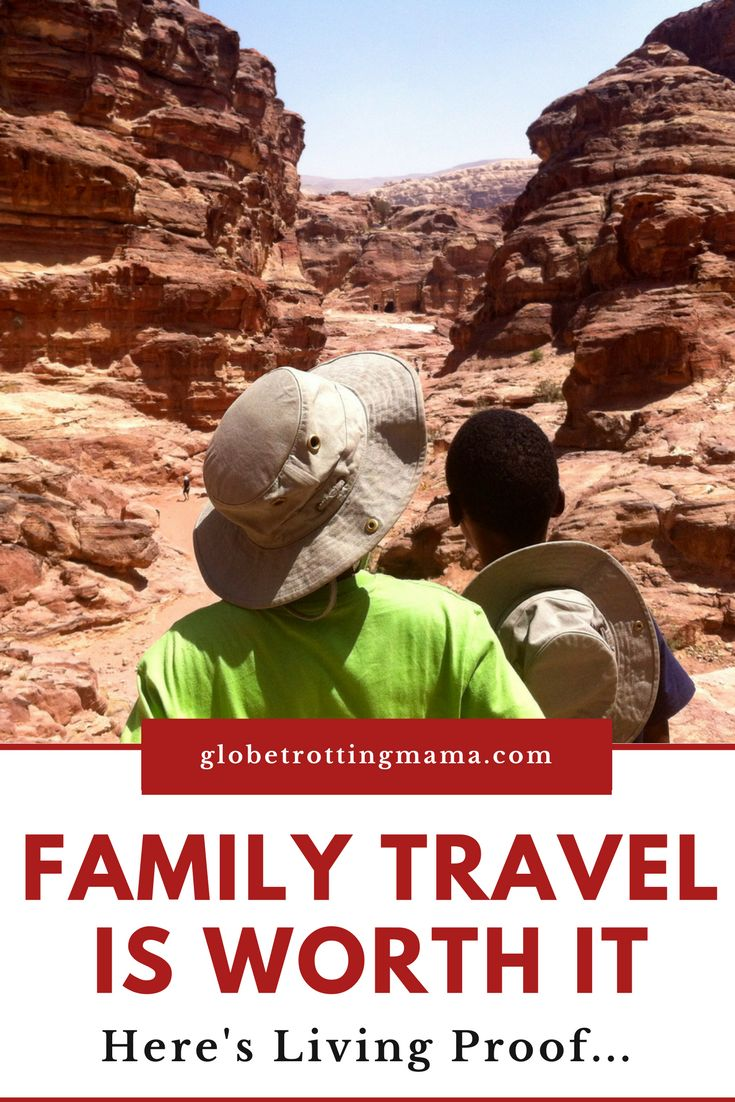 With the extra challenges that can come with planning a family trip, it's easy to ask the question... Is family travel really worth it? Yes, it is and here's the proof. Thoughts from a teenager on the benefits of travel. Family travel inspiration. | Globetrotting Mama #FamilyTravel