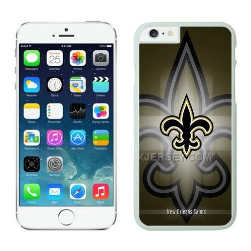http://www.xjersey.com/new-orleans-saints-iphone-6-cases-white18.html NEW ORLEANS SAINTS IPHONE 6 CASES WHITE18 Only $21.00 , Free Shipping!