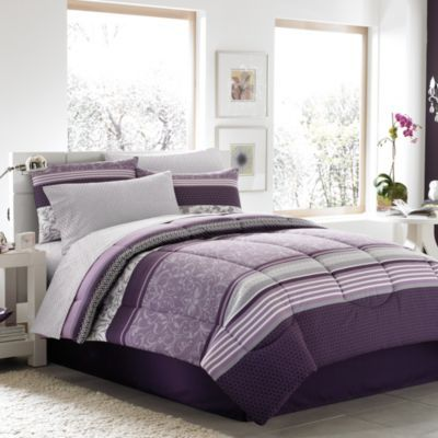 Jules Complete Bedding Set Bedbathandbeyond Com Perfect