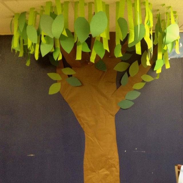 Classroom Decoration Tree ~ Classroom tree preschool decor pinterest