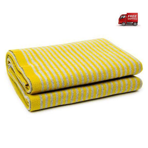 preciouspieces.com.au - D.Lux CooCoo Cotton Knitted Stripe Cot Blanket Ochre, $64.95 (http://www.preciouspieces.com.au/d-lux-coocoo-cotton-knitted-stripe-cot-blanket-ochre/)