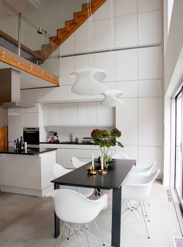 Décor do dia: cozinha sueca - Casa Vogue | Décor do dia