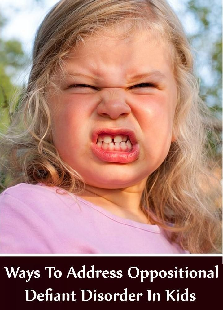 6 Ways To Address Oppositional Defiant Disorder In Kids